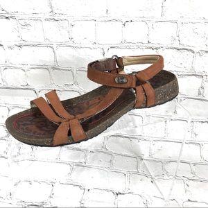 Teva women sport sandals 7 M